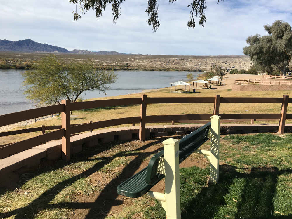 Bullhead City Vacation Mobile Home Rental - Our Vacation