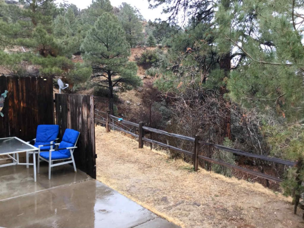 Hualapai Mountain Cabin Vacation Rental Our Vacation